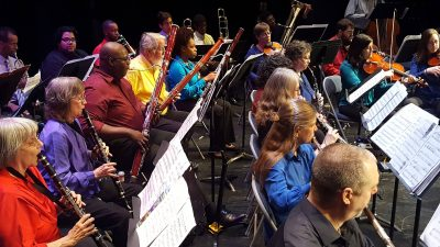 Big Bend Community Orchestra Concert with Young Artist Competition winners