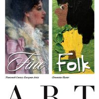 Fine Art, Folk Art