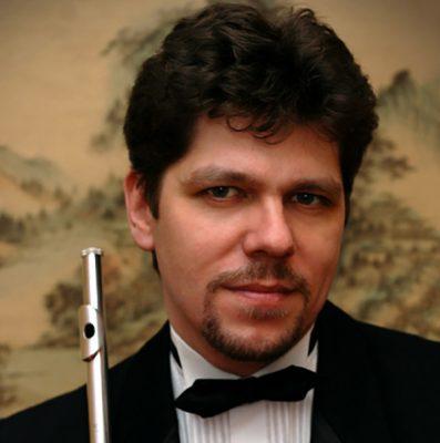 Guest Artist Recital - Gergely Ittzés, flute