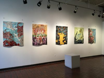 Sabbatical Exhibit -- Artwork of Valerie S. Goodwin & Deborah LaGrasse