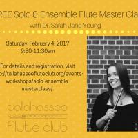 Solo & Ensemble Masterclass