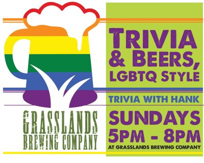 Trivia & Beers, LGBTQ Style