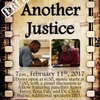 Film Screening of Another Justice