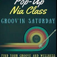 "$5 Pop-Up Nia Class ""GrOoV'IN Saturday"""