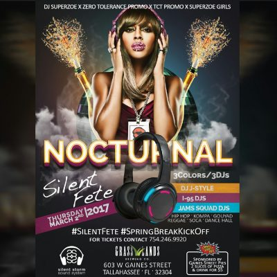 Nocturnal - Powered by Silent Storm