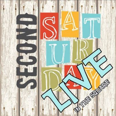 Second Saturday Live in the Square