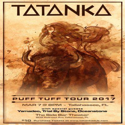 Tatanka w/ Yamadeo, Trial By Stone & Oceanstone