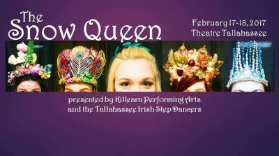 The Snow Queen featuring the Tallahassee Irish Step Dancers