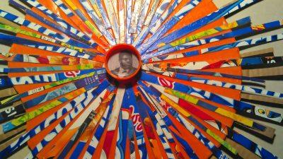 Tracks & Bridges a gallery talk by Kabuya Pamela Bowens