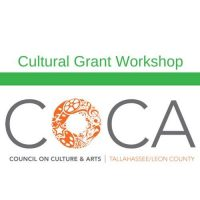 Workshop for First-Time Grant Writers