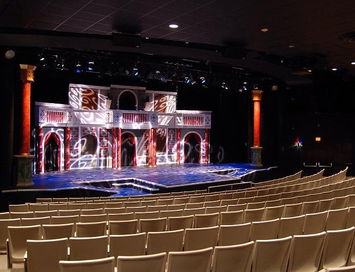 Turner Auditorium At Tcc Tallahassee Arts Guide