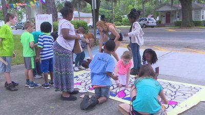 Kate Sullivan Elementary's Arts Festival