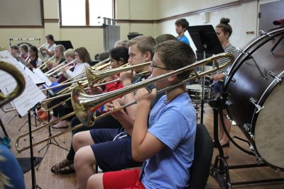 Band Camp for Middle School