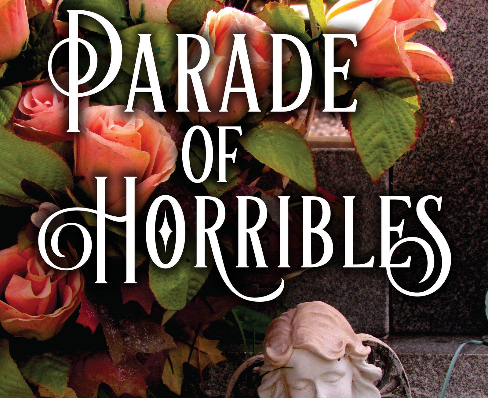 Book signing for Rhett DeVane's novel Parade of Horribles