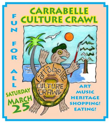 Carrabelle Culture Crawl