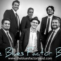 First Friday Outdoor Concert featuring Blues Factor Band