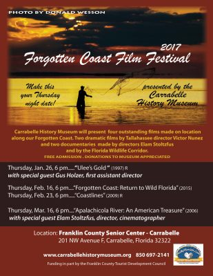Forgotten Coast Film Festival - Apalachicola River: An American Treasure