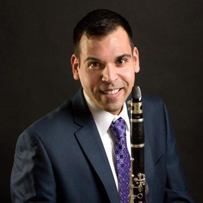 Guest Artist Recital – Christopher Nichols, clarinet