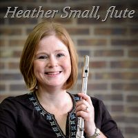 Guest Artist Recital – Heather Small, flute