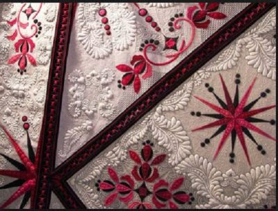Quilting Design Workshop with Sharon Schamber - Quilters Unlimited