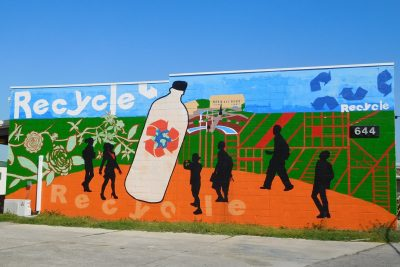 FAMU Recycle Mural