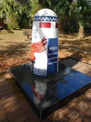 Borne Monument