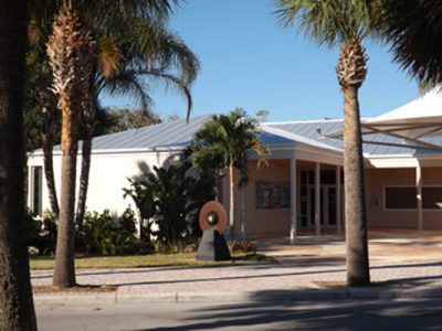 Executive Director search for the Backus Museum and Gallery