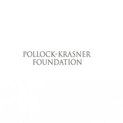 cover letter for pollock krasner grant