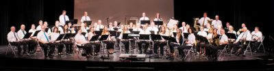 "Capital City Bands Spring Concert -- ""And the Bands Played On"""