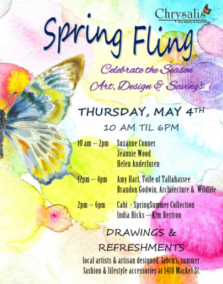 Celebrate the Season - Spring Fling