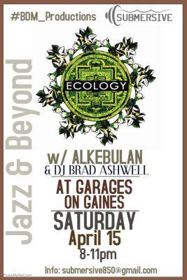 Jazz & Beyond presents Ecology & Alkebulan African Ensemble (w/ DJ Brad Ashwell)