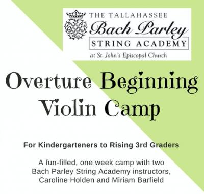 Overture Beginning Violin Camp (full)