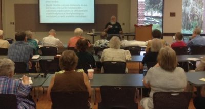 Tallahassee Genealogical Soc. Meeting - Social Media (Cousin Bait)