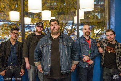 The Nick Moss Band