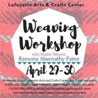 Weaving with Ramona Abernathy-Paine