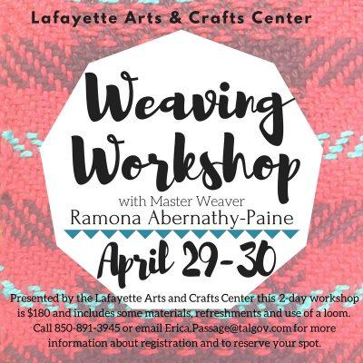 Weaving with Ramona Abernathy-Paine