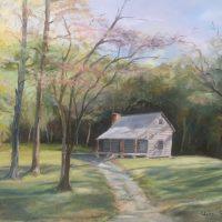 """Through a Window"" - Jefferson Arts Gallery Summer Member Show"