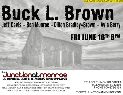 Buck L. Brown ft. Avis Berry