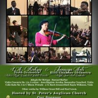 Javacya Arts Conservatory Spring Thoughts Concert