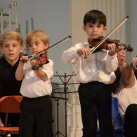 Poco Players - Tallahassee Homeschool String Orche...