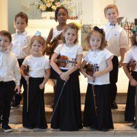Preludio - Tallahassee Homeschool String Orchestra...