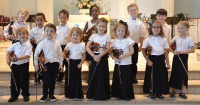 Preludio - Tallahassee Homeschool String Orchestra