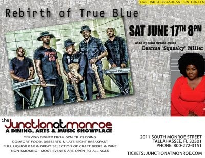 """Rebirth of True Blue with Deanna """"Squeaky"""" Miller"""
