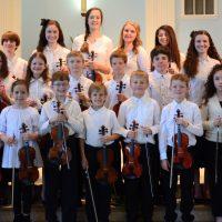 Sinfonia Allegro - Tallahassee Homeschool String O...