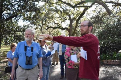 Summer Nature Walks with the North American Butterfly Association at The Grove Museum