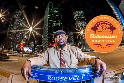 Sundown Series: Roosevelt Collier w/ JB's ZydecoZoo