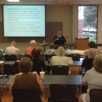 Tallahassee Genealogical Soc. Meeting - Immigration and Naturalization