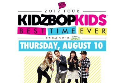 The Kidz Bop Kids – Best Time Ever Tour
