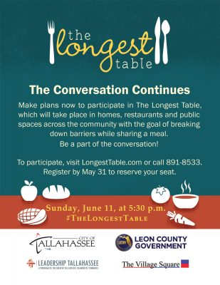 The Longest Table Home Edition
