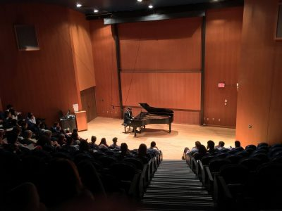 Final Recital #1 - FSU Piano Institute